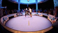 مسابقه sean garnier vs jeand doest