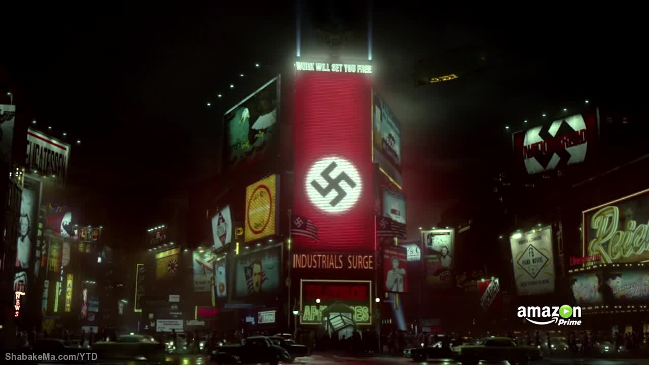 The Man in the High Castle Featurette (The Man in the High Castle Official Comic-Con Trailer)