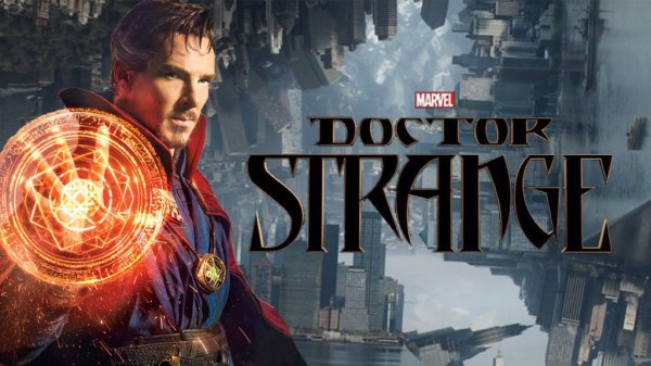 (Doctor Strange Official Trailer 1 (2016