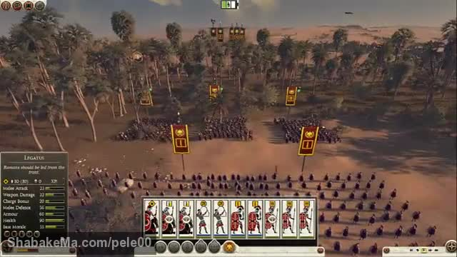 Rome 2 Total war walkthrough in Farsi - اولین نگاه