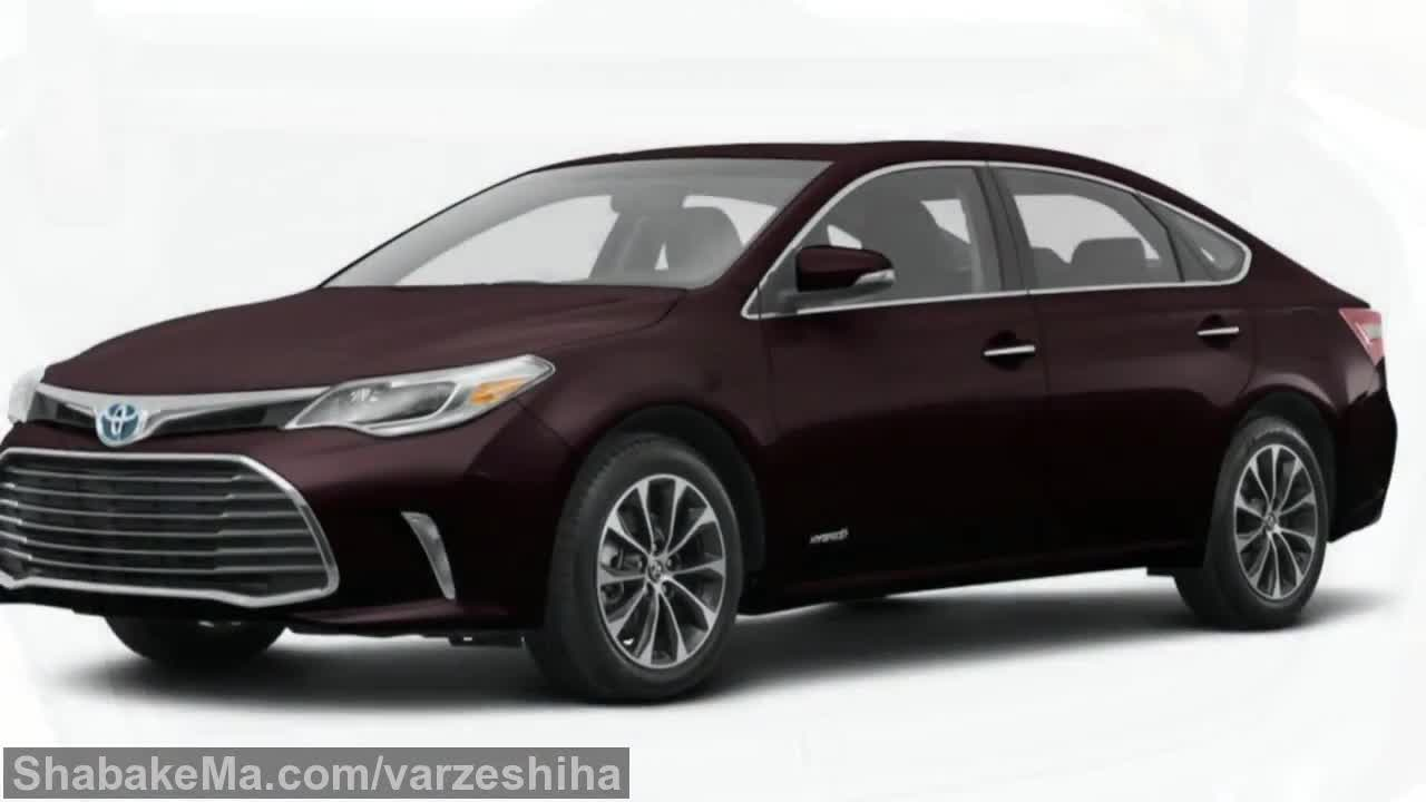 toyota avalon hybrid 2017 car review. Black Bedroom Furniture Sets. Home Design Ideas