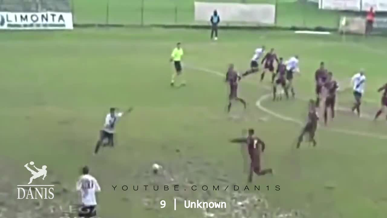 Top 20 Unexpected Goals In Football