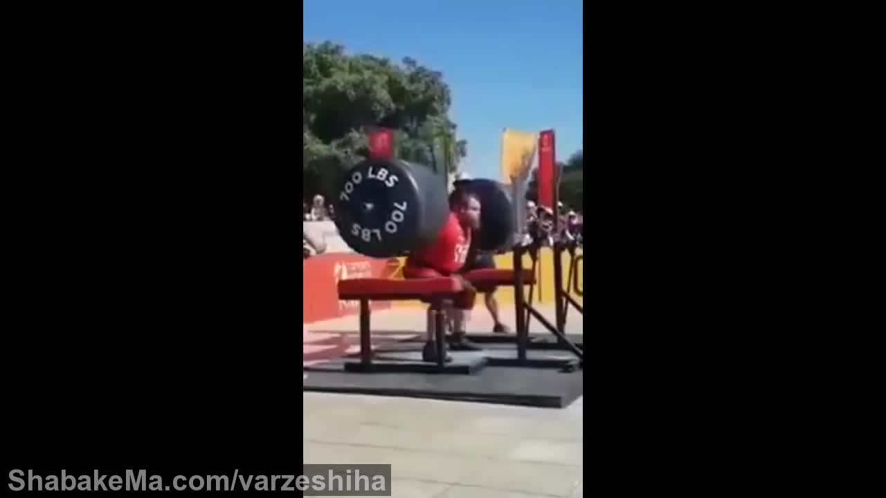 قوی ترین مردان جهان : Eddie Hall The world strongest man 2017 Final HD
