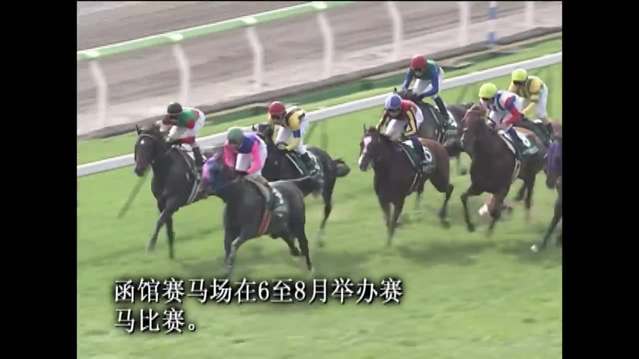 ورزش سوارکاری اسب  : Introduction of Horse Racing in Japan (Japan Racing Association ...