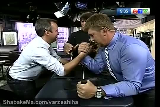 مسابقه مچ اندازی : Ontario Arm Wrestling Association