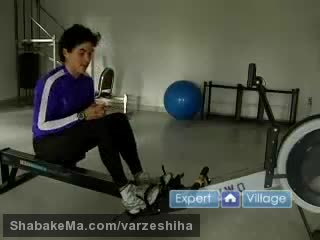 ورزش روئینگ : Rowing Machine Exercises : Safety Tips for Exercise Training on ...