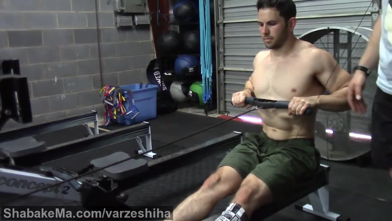 ورزش روئینگ : Rowing with Coach Matt: The Sprint Start