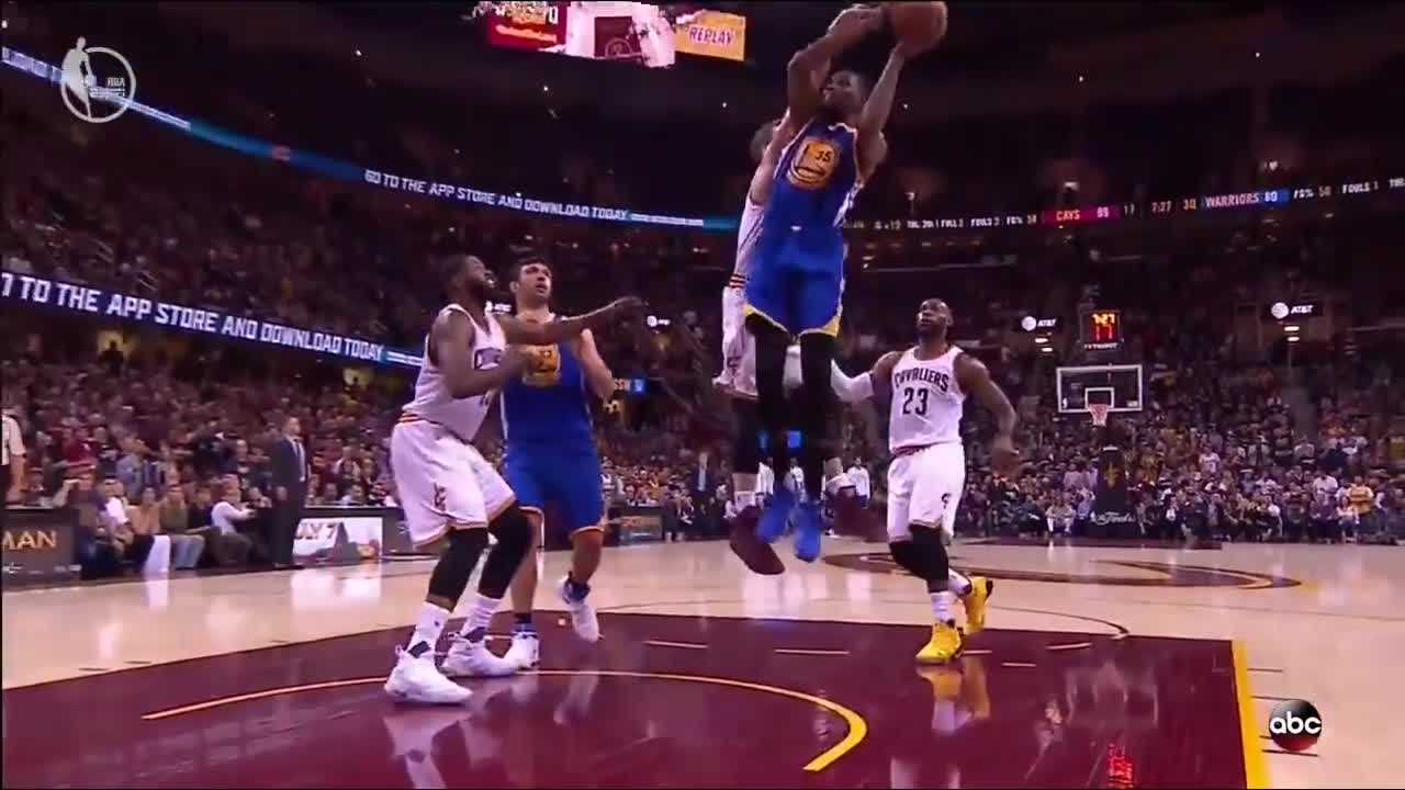 ورزش بسکتبال : 2017 NBA Finals Game 4: Was Officiating to Blame?