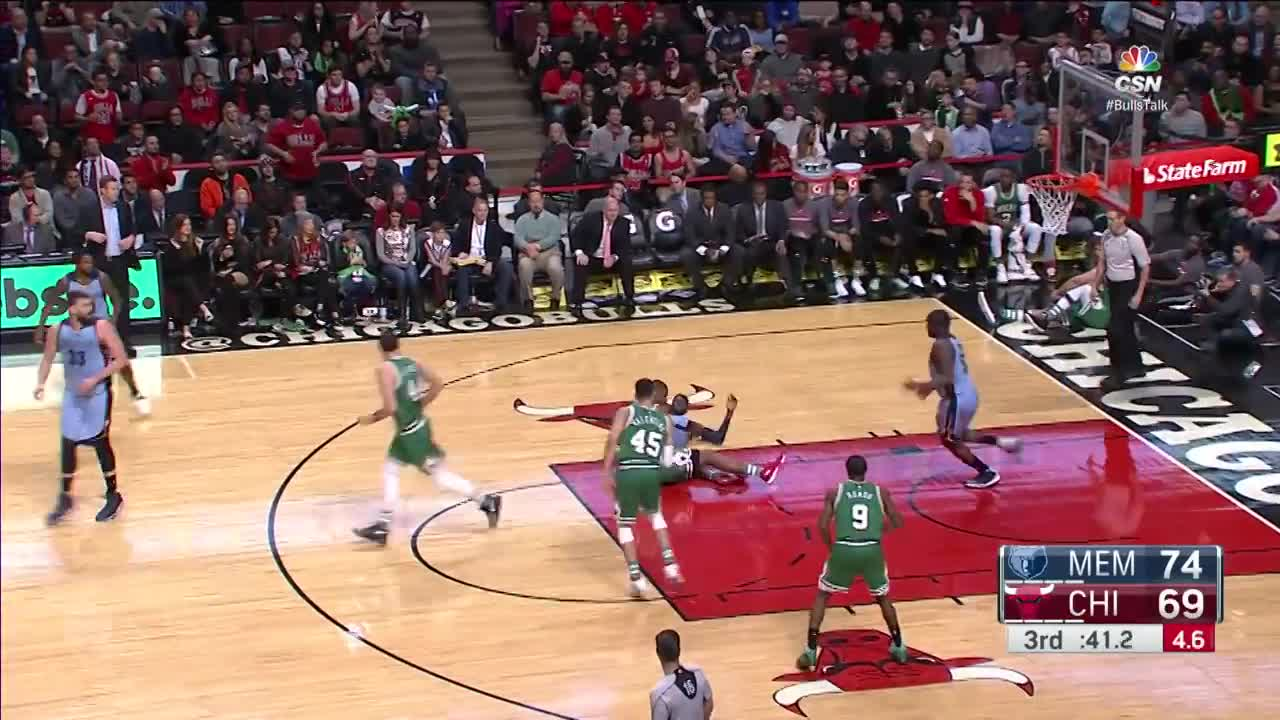 ورزش بسکتبال : Top 10 NBA Plays of the Night: March 15, 2017