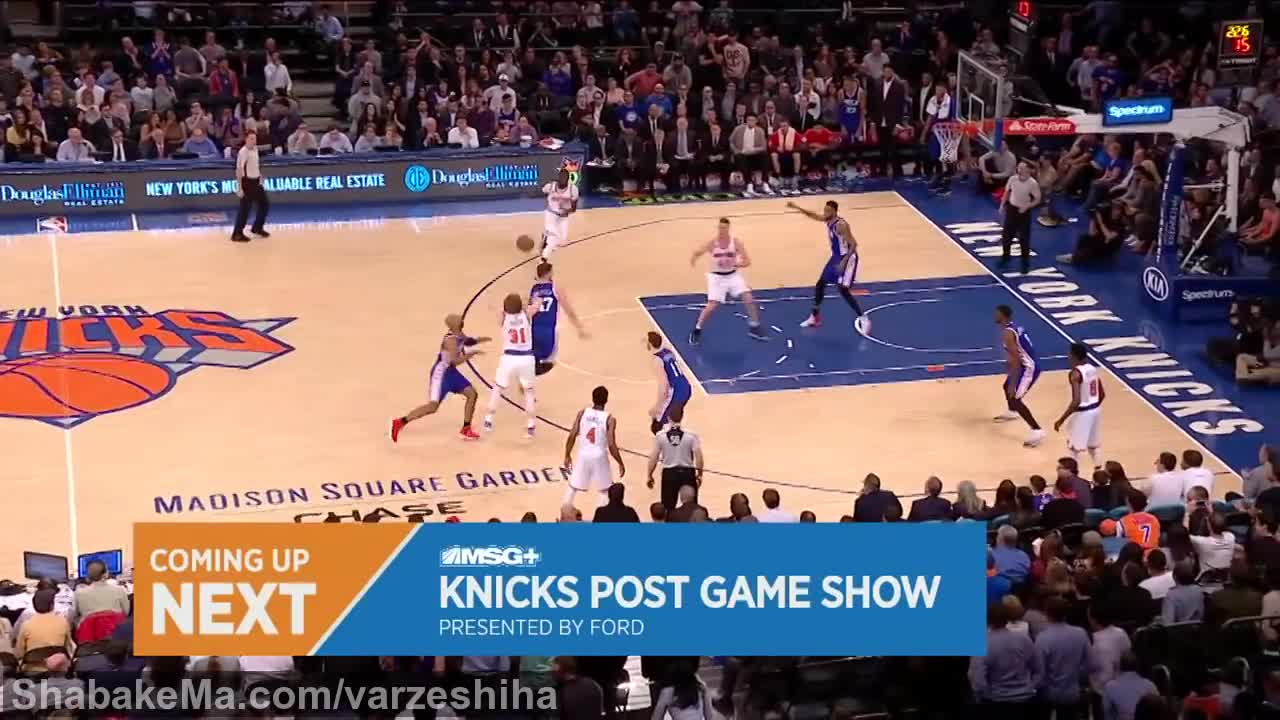 ورزش بسکتبال : Top 10 NBA Plays of the Night: April 12, 2017