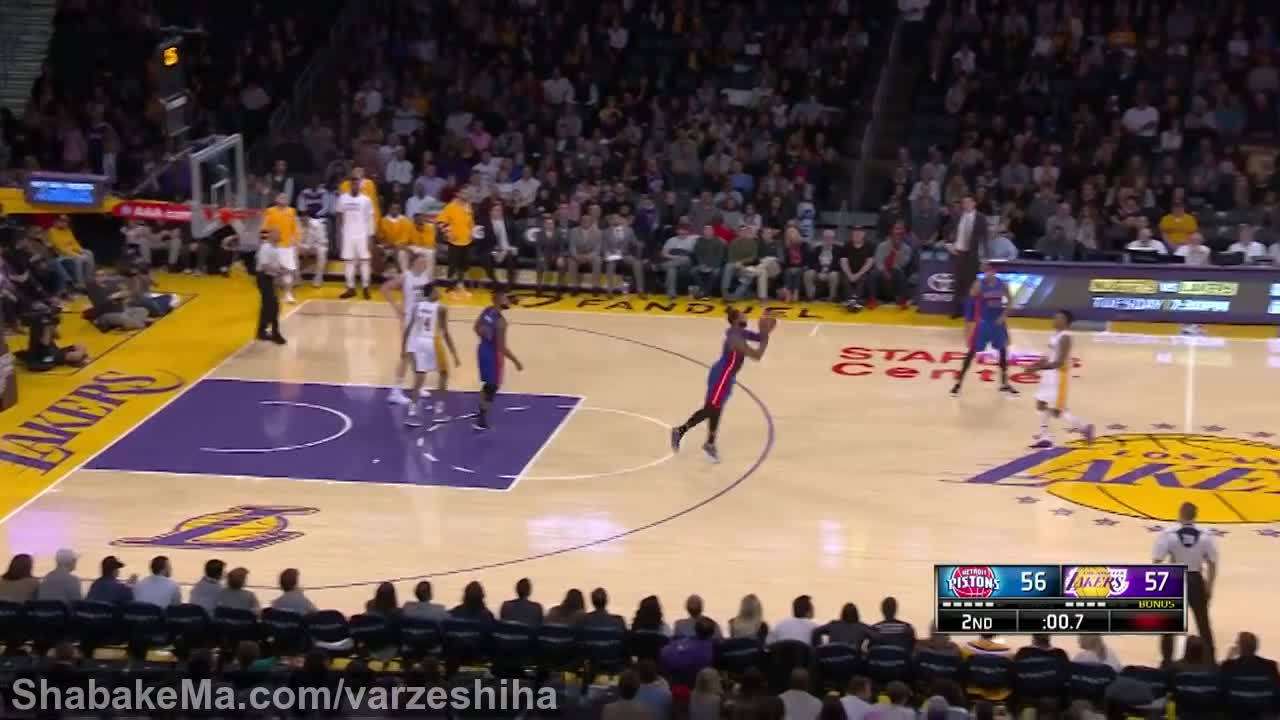 ورزش بسکتبال : Top 10 NBA Plays of the Night: 01.15.17