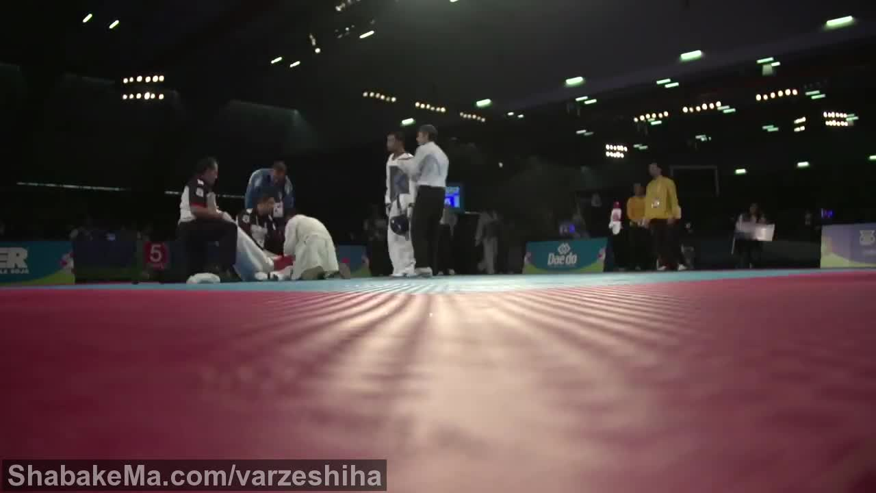ورزش تکواندو : Best moments Taekwondo Worlds 2013 - Behind the scenes - WTF ...