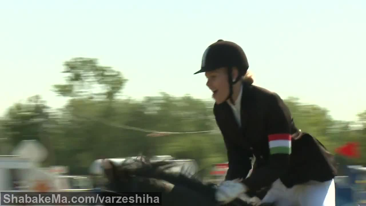 ورزش پنجگانه : Hungarian Modern Pentathlon Association HD sport clip English ...