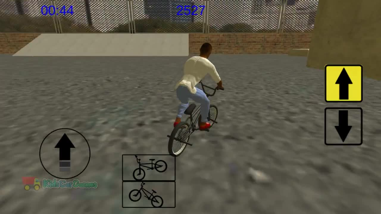 ورزش دوچرخه سواری آزاد : Bike Racing Games - BMX Freestyle Extreme 3D - Gameplay Android ...