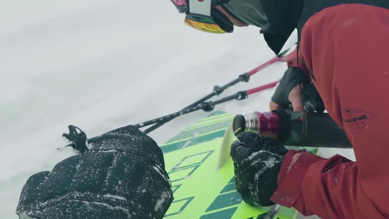"ورزش ویندسرفینگ : Taking Windsurfing to the Mountain | Behind the Scenes of ""Stream ..."