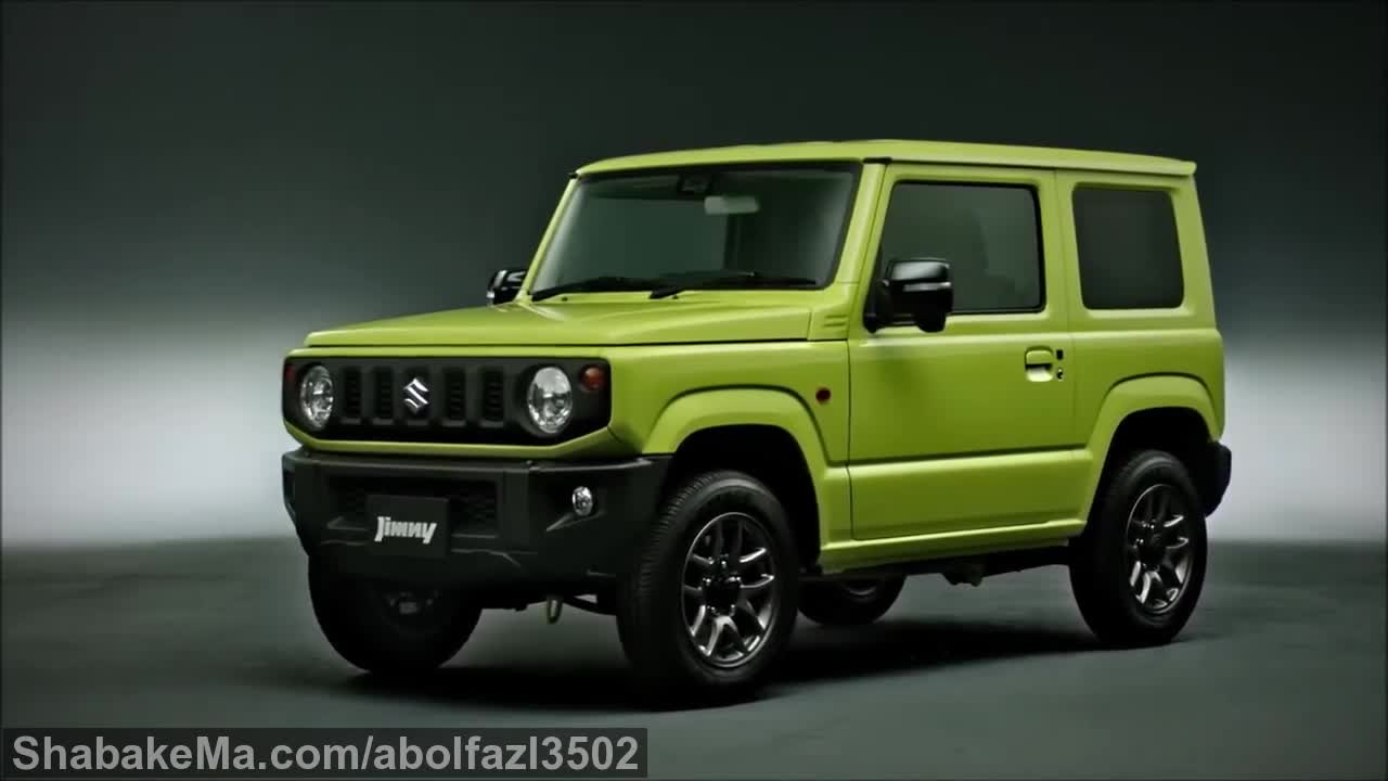 2019 Suzuki Jimny - interior Exterior and Drive.mp4