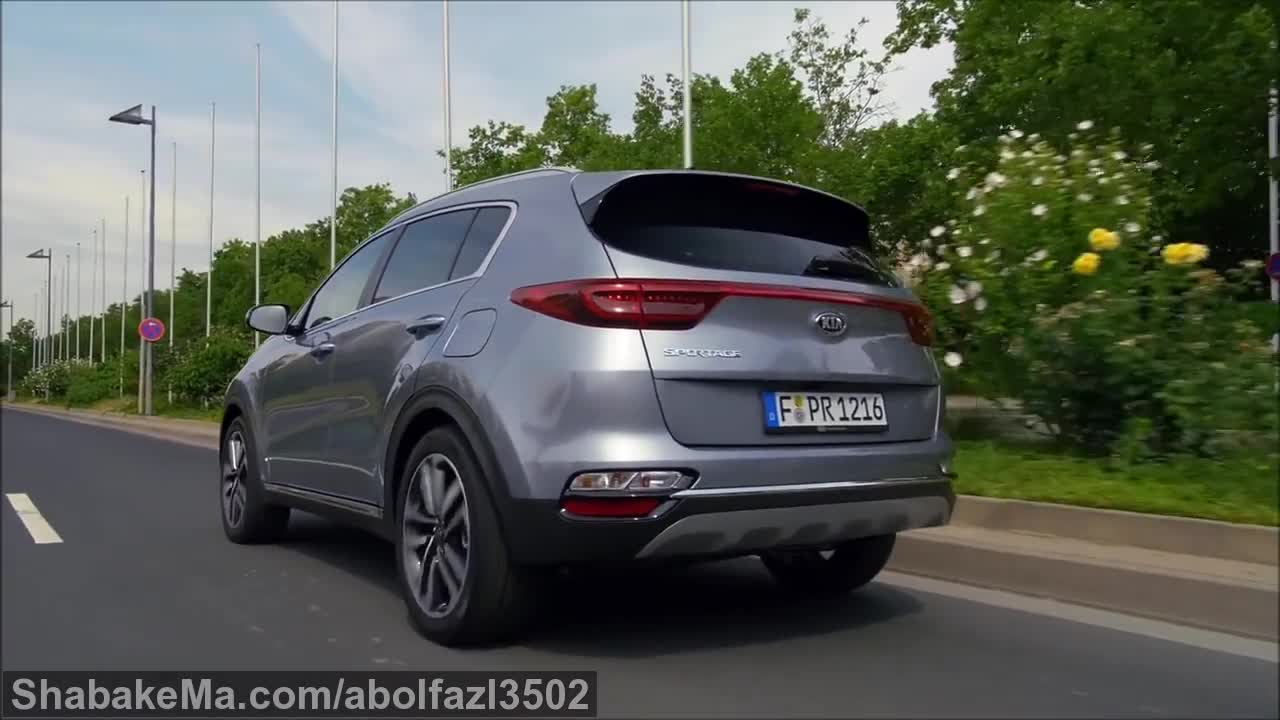 2019 Kia Sportage - interior Exterior and Drive.mp4