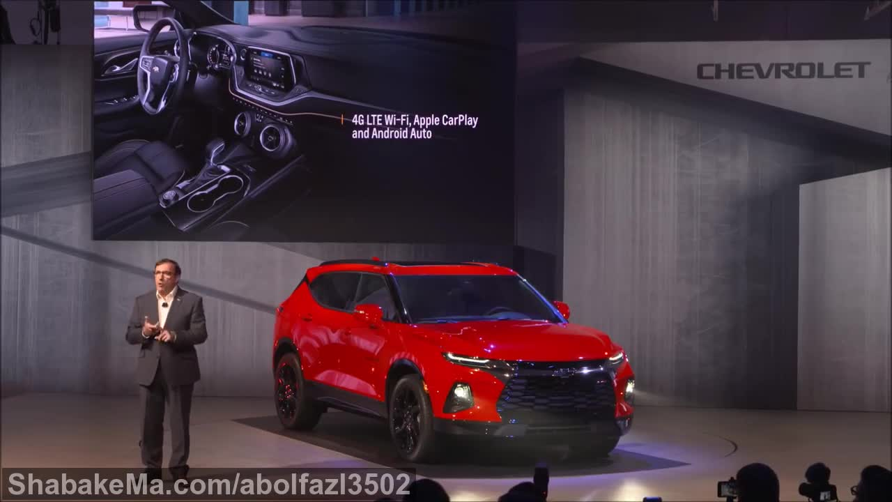 2019 Chevrolet Blazer - Awesome SUV!!.mp4