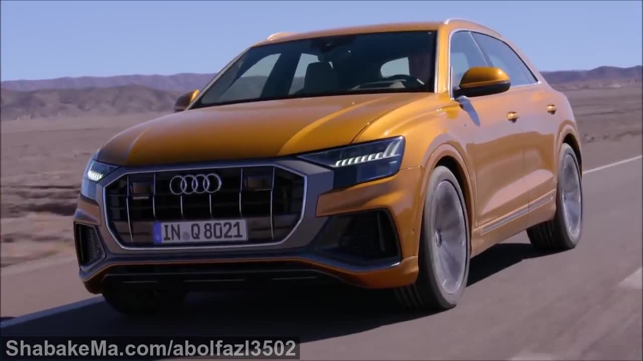 2019 Audi Q8 - Off-Road Test.mp4