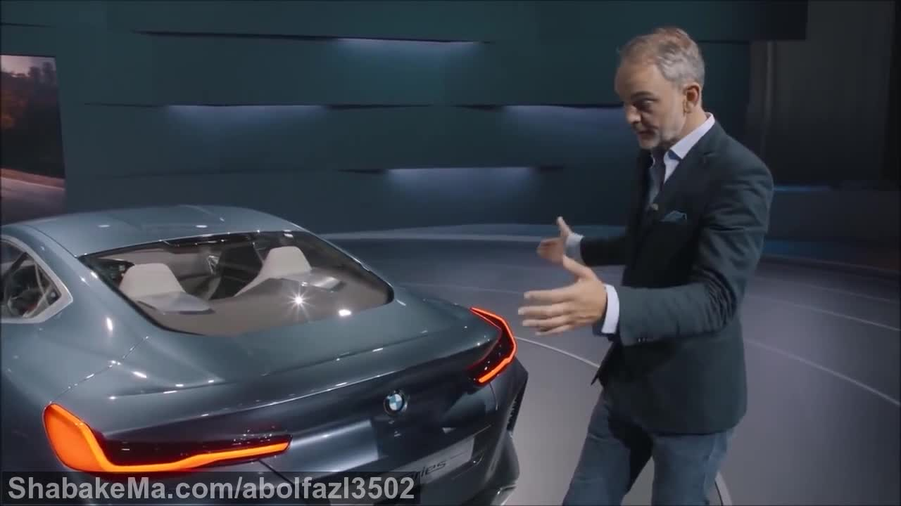 2018 BMW 8 Series Concept Reveal.mp4