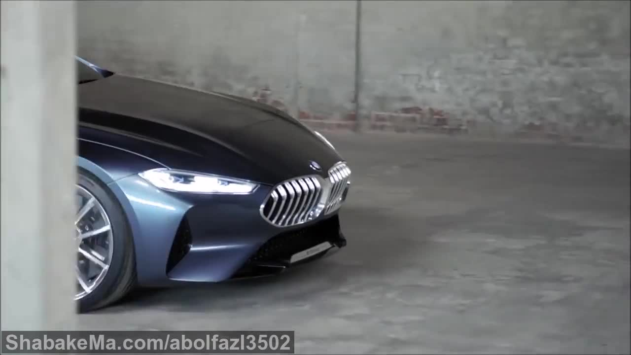 BMW 8 Series - interior Exterior and Drive.mp4