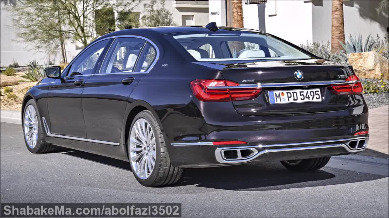 2017 BMW M760Li V12 610hp - Official Test Drive and Exhaust Sound!.mp4