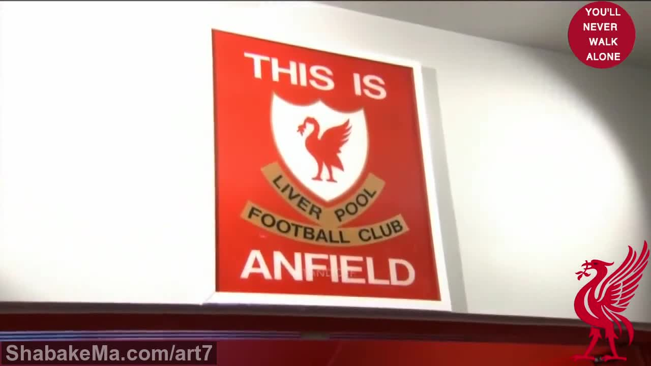 you'll never walk alone liverpool